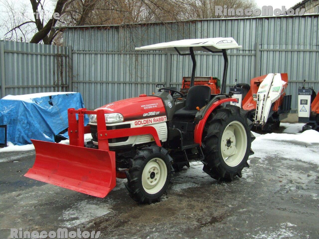 YANMAR GR352DT wheel tractor